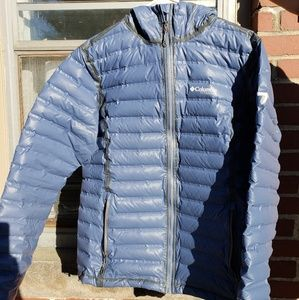 Columbia Titanium Outdry puffer Jacket